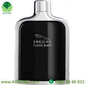 تستر عطر ادکلن جگوار کلاسیک بلک  100 میل  مردانه