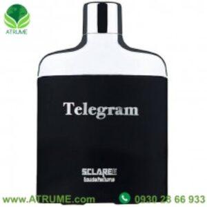 عطر ادکلن اسکلاره تلگرام مردانه  90 میل مردانه