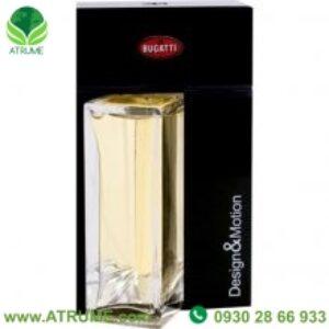 عطر ادکلن بوگاتی دیزاین اند موشن 125 میل مردانه