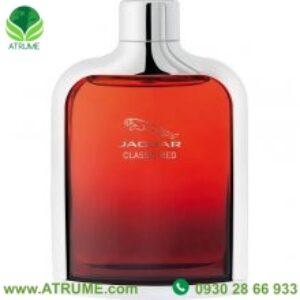 عطر ادکلن جگوار کلاسیک رد (قرمز)  100 میل مردانه