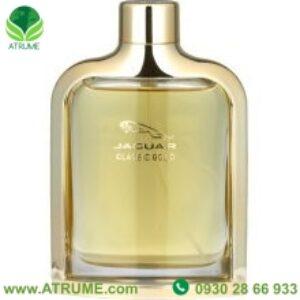 عطر ادکلن جگوار کلاسیک گلد  100 میل مردانه