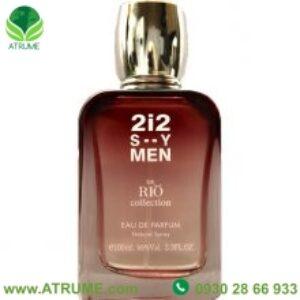 عطر ادکلن ریو 2i2 س–ی مردانه  100 میل مردانه