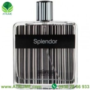 عطر ادکلن سریس اسپلندور بلک (مشکی)  100 میل مردانه