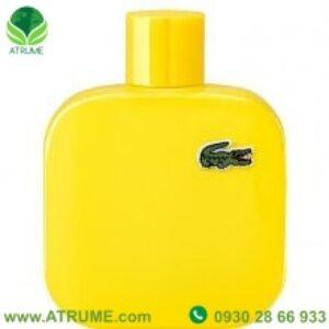 عطر ادکلن لاگوست ال.12.12 یلو (زرد)  100 میل مردانه