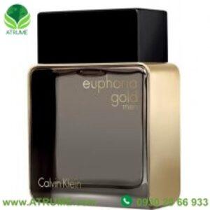 عطر ادکلن کالوین کلین ایفوریا گلد مردانه (سی کی یوفوریا گلد)  100 میل مردانه