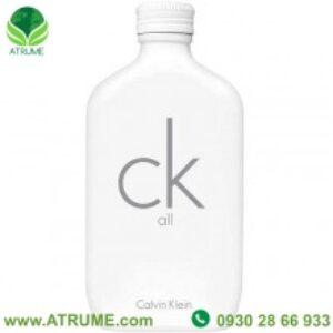 عطر ادکلن کالوین کلین سی کی آل  100 میل مردانه – زنانه