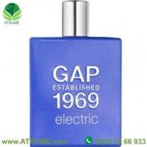 عطر ادکلن گپ استبلیشد 1969 الکتریک  100 میل مردانه